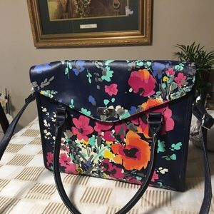 Beautiful Floral 🌸 Merona Messenger Bag 💼